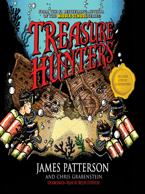 Title details for Treasure Hunters by James Patterson - Wait list