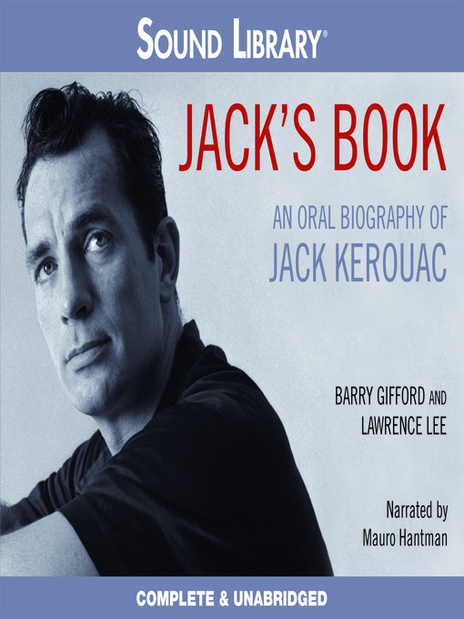 Title details for Jack's Book by Barry Gifford - Available