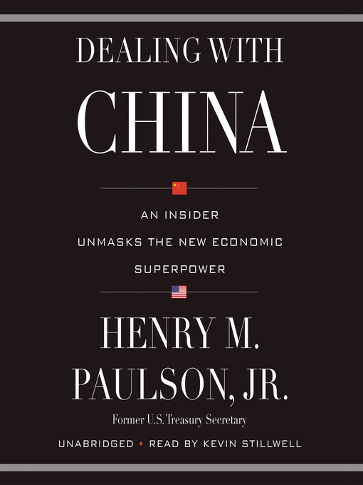 Cover of Dealing with China