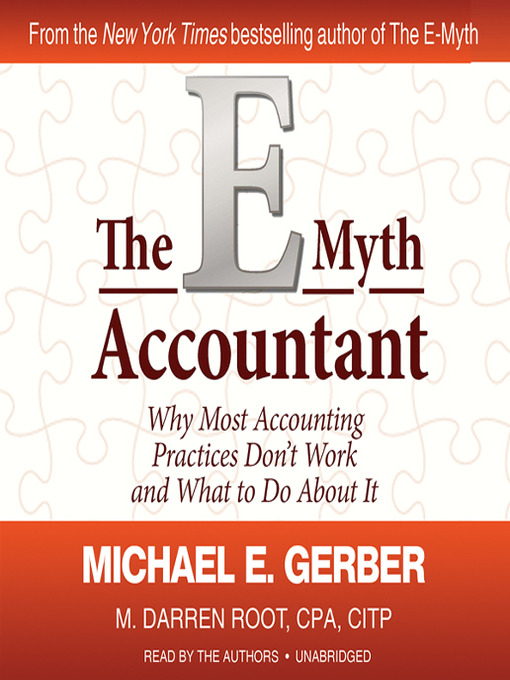 Title details for The E-Myth Accountant by Michael E. Gerber - Available