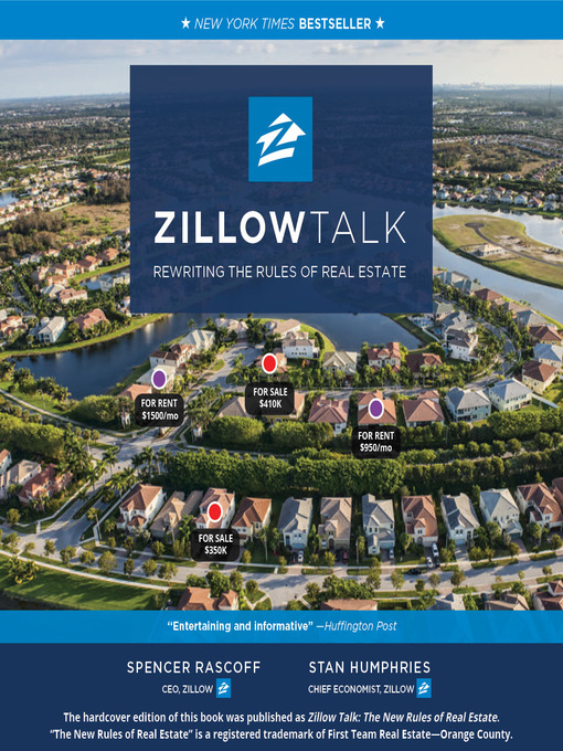 Cover of Zillow Talk