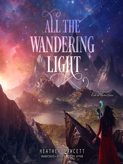 Title details for All the Wandering Light by Heather Fawcett - Available