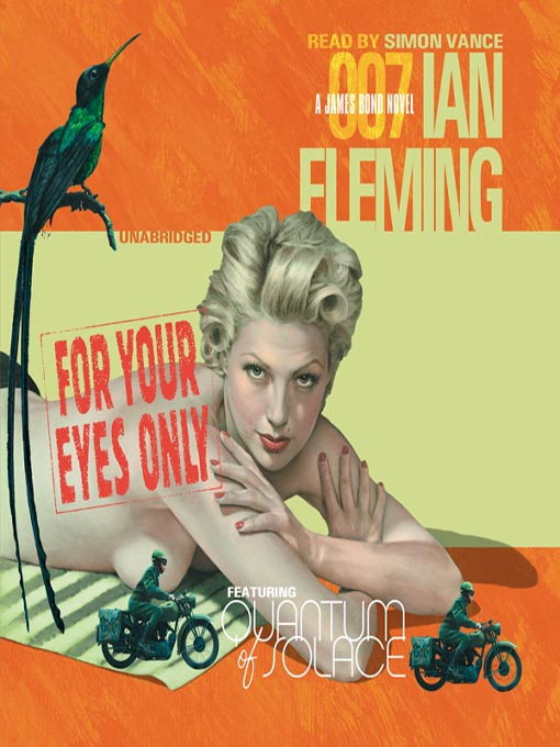 Title details for For Your Eyes Only by Ian Fleming - Wait list