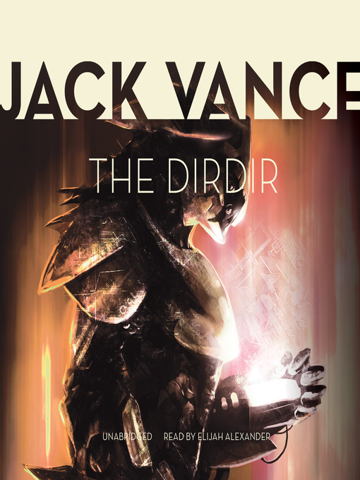 Title details for The Dirdir by Jack Vance - Wait list