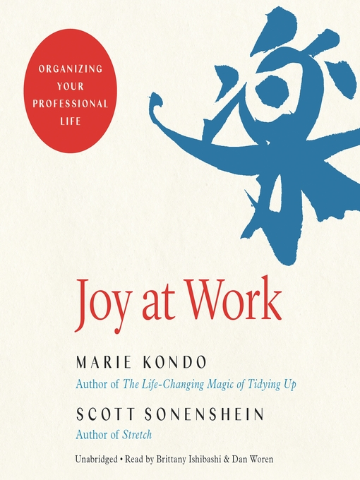 Title details for Joy at Work by Marie Kondo - Available