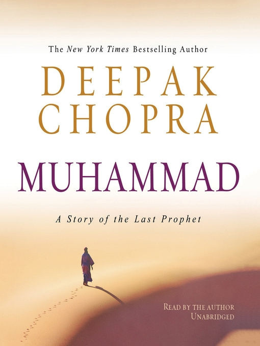 Title details for Muhammad by Deepak Chopra - Available