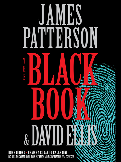Title details for The Black Book by James Patterson - Wait list