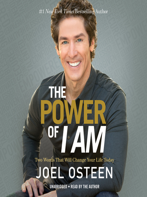 Title details for The Power of I Am by Joel Osteen - Available
