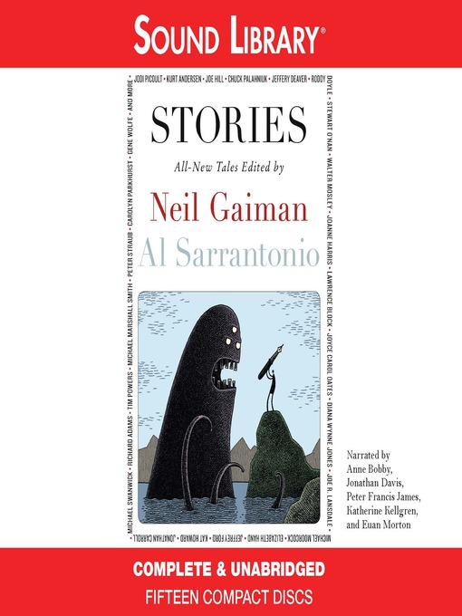 Title details for Stories by Neil Gaiman - Available