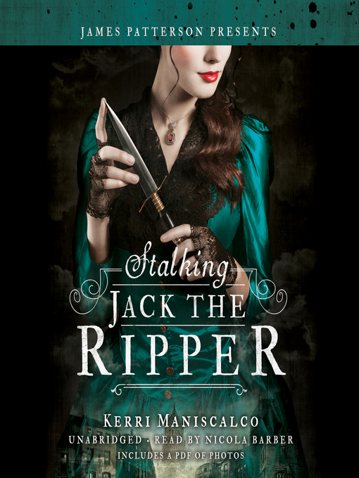 Title details for Stalking Jack the Ripper by Kerri Maniscalco - Wait list