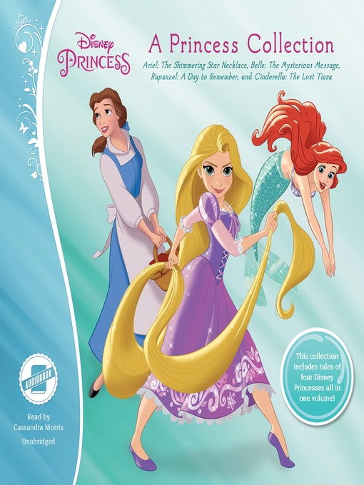 Title details for A Princess Collection by Disney Press - Available
