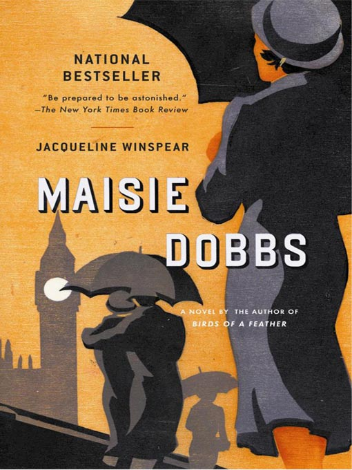 Title details for Maisie Dobbs by Jacqueline Winspear - Wait list