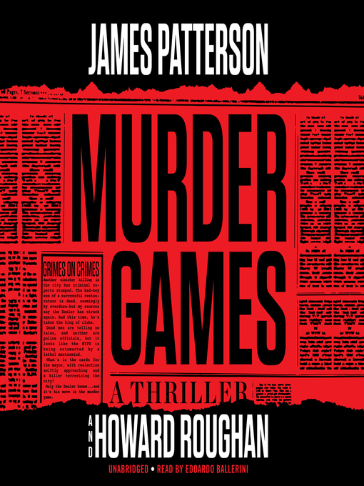 Title details for Murder Games by James Patterson - Wait list