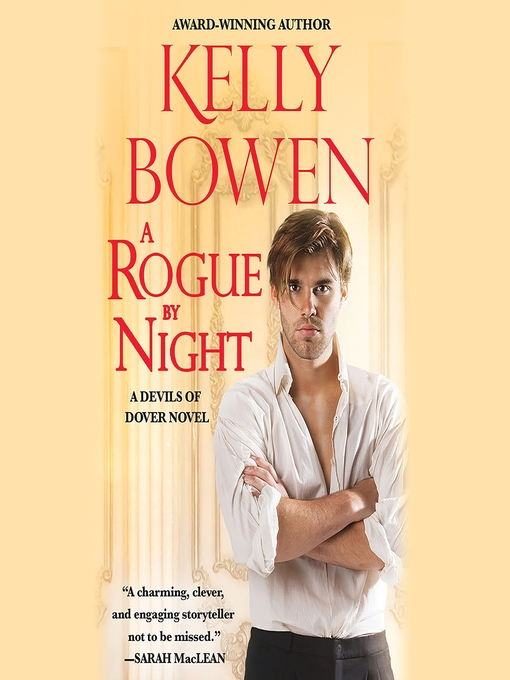 Title details for A Rogue by Night by Kelly Bowen - Wait list