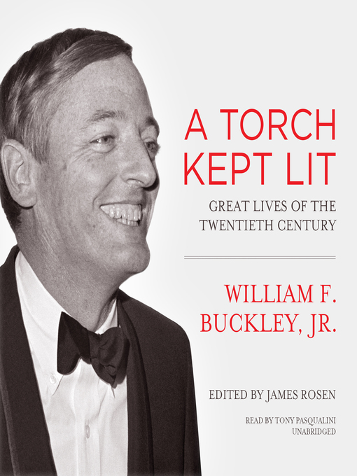 Cover of A Torch Kept Lit