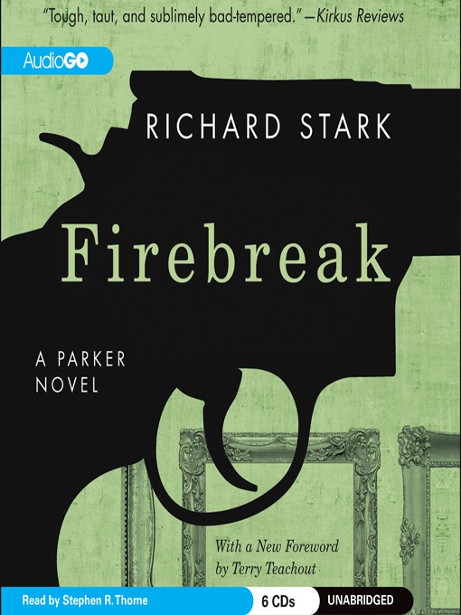 Cover of Firebreak