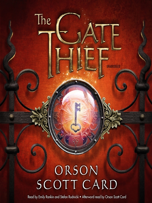 Title details for The Gate Thief by Orson Scott Card - Available
