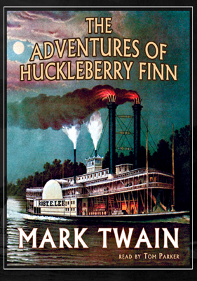 how huckleberry finn provides the narrative voice of mark twains novel Mark twain publishes his famous–and famously controversial–novel the adventures of huckleberry finn its narrative voice history – twain.