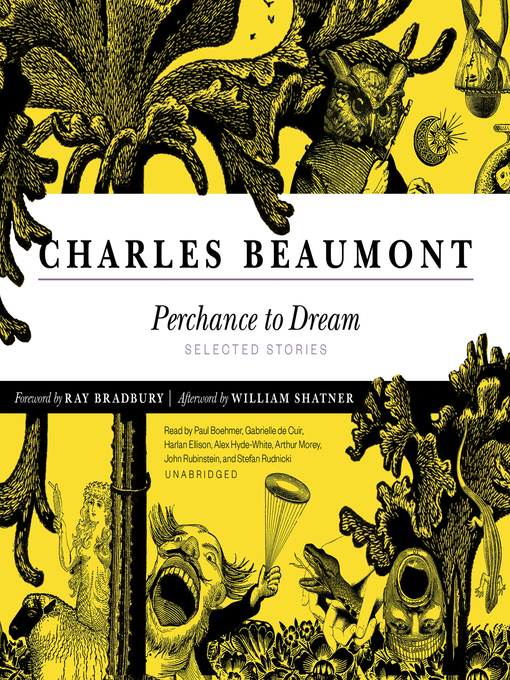 Cover of Perchance to Dream