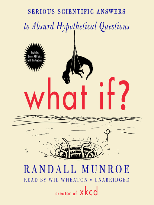 Title details for What If? by Randall Munroe - Wait list
