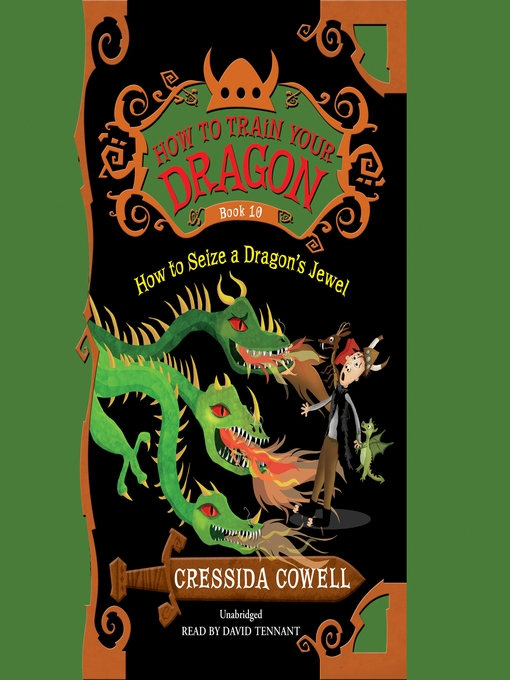 Title details for How to Seize a Dragon's Jewel by Cressida Cowell - Wait list