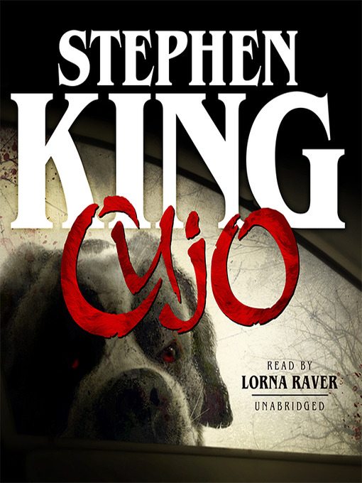 Title details for Cujo by Stephen King - Wait list