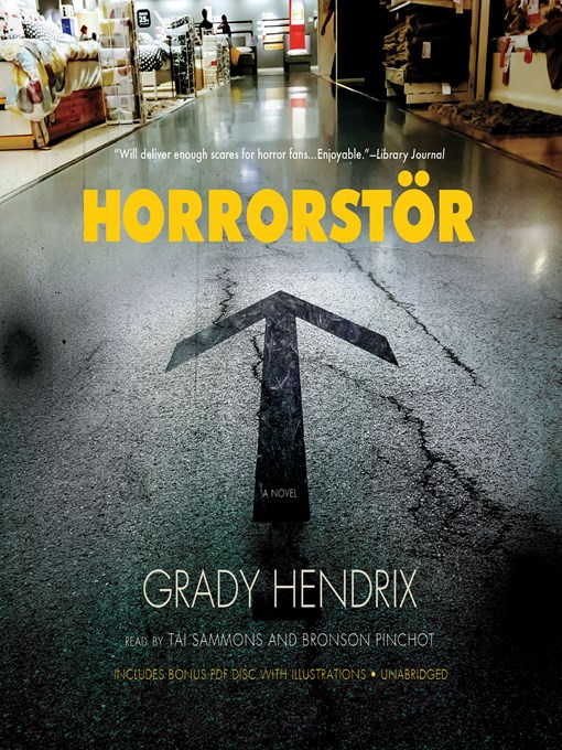 Title details for Horrorstör by Grady Hendrix - Available