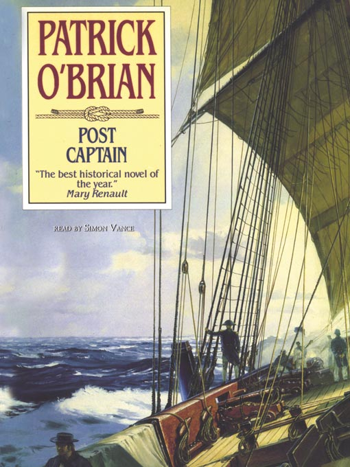 Title details for Post Captain by Patrick O'Brian - Wait list