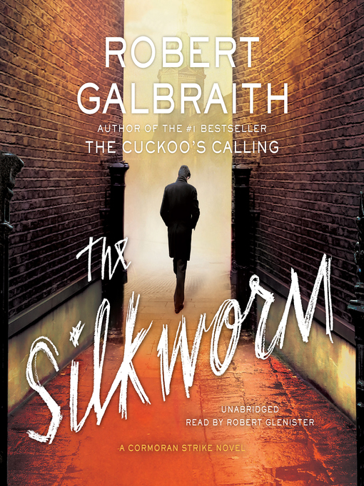 Title details for The Silkworm by Robert Galbraith - Wait list
