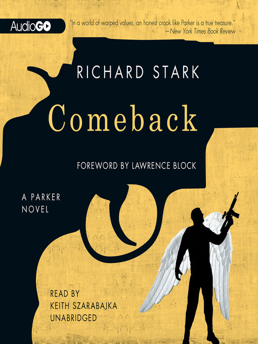 Title details for Comeback by Richard Stark - Available