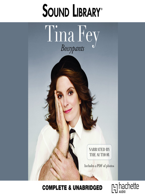 Title details for Bossypants by Tina Fey - Available