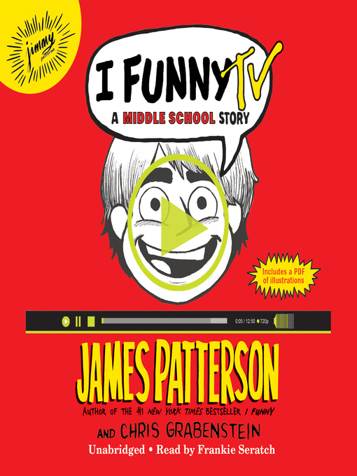 Title details for I Funny TV by James Patterson - Available