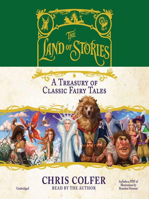 Title details for The Land of Stories by Chris Colfer - Wait list