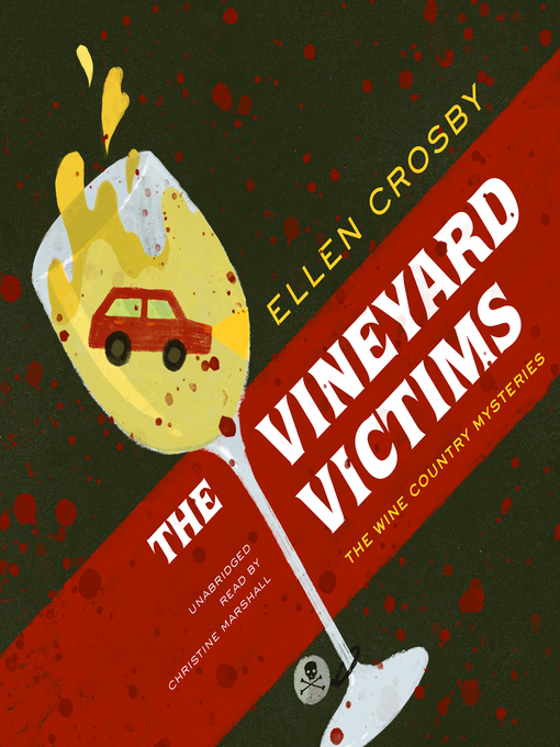 Title details for The Vineyard Victims by Ellen Crosby - Available
