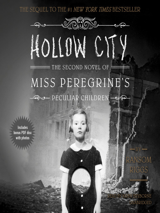 Cover of Hollow City