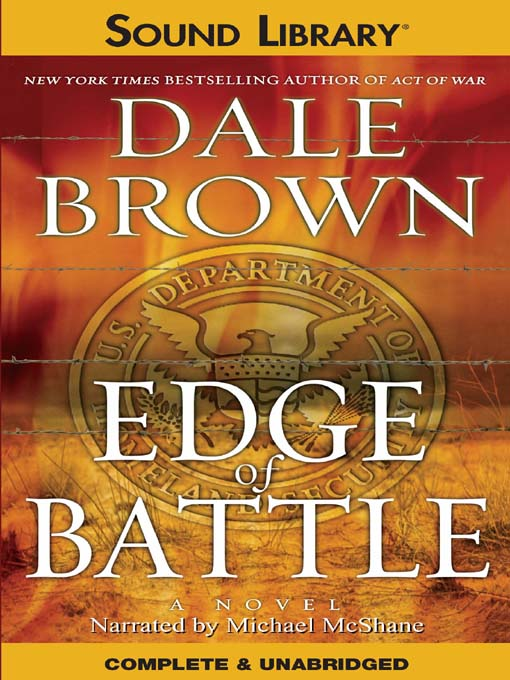 Cover image for Edge of Battle