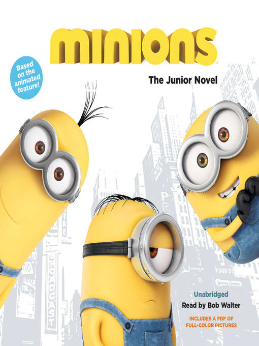 Title details for Minions by Universal Studios - Available