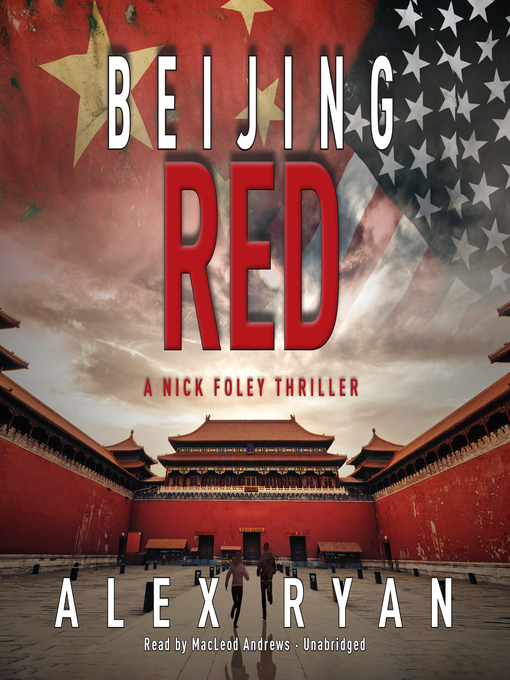Title details for Beijing Red by Alex Ryan - Wait list