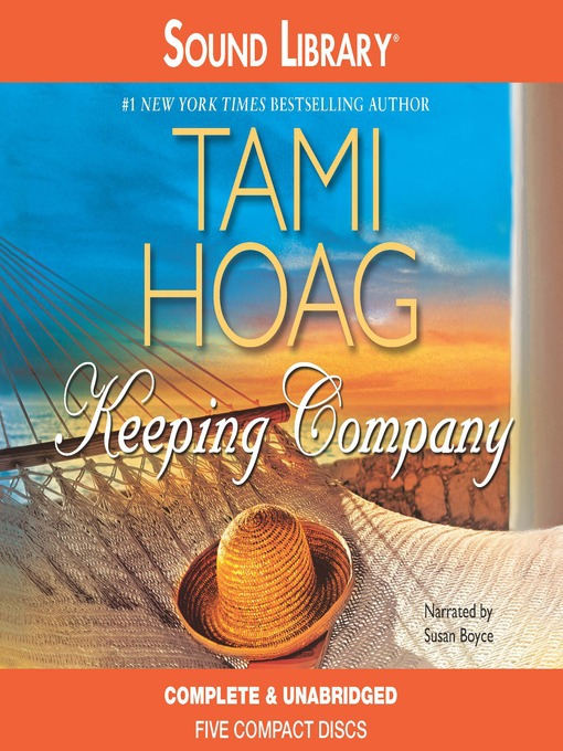 Title details for Keeping Company by Tami Hoag - Available