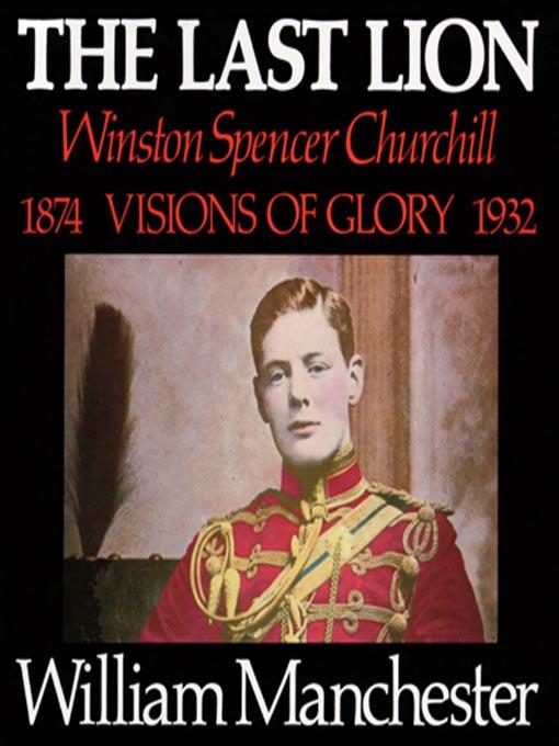 the last lion winston spencer churchill epub