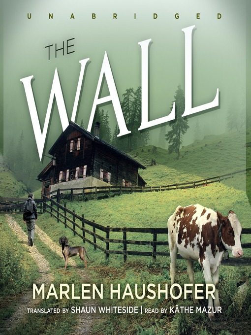 Title details for The Wall by Marlen Haushofer - Wait list