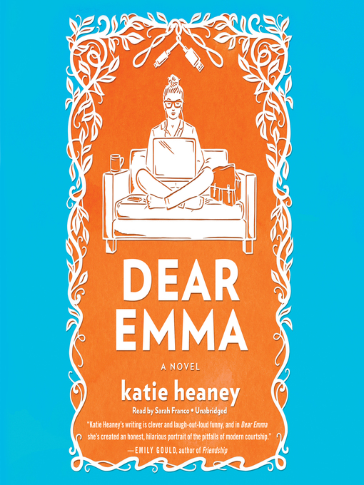 Cover of Dear Emma