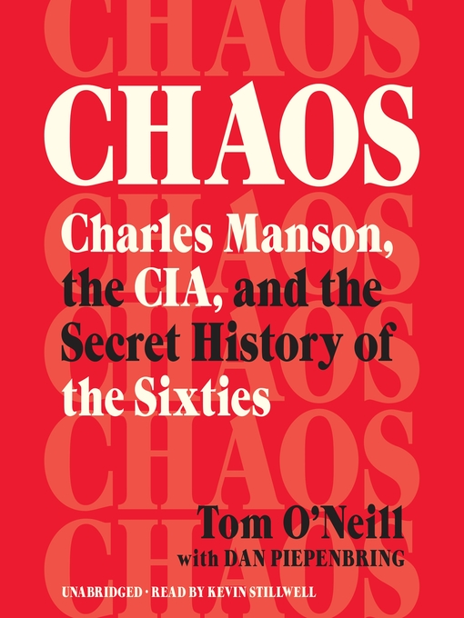 Title details for Chaos by Tom O'Neill - Wait list