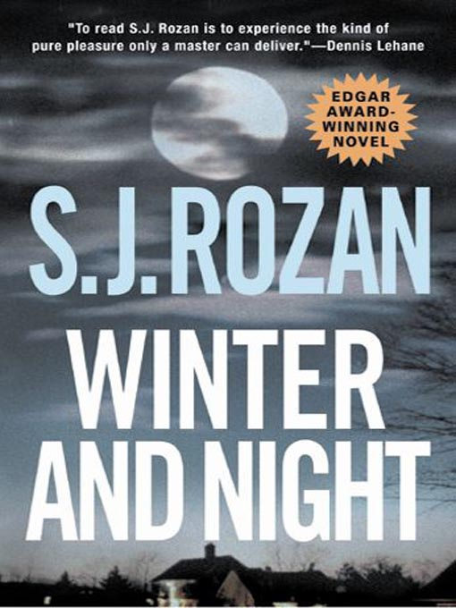 Title details for Winter and Night by S. J. Rozan - Wait list