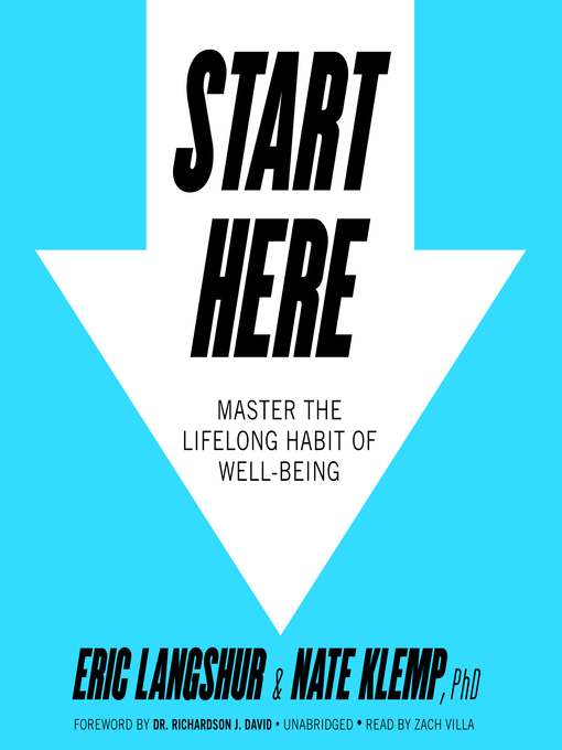 Title details for Start Here by Eric Langshur - Wait list