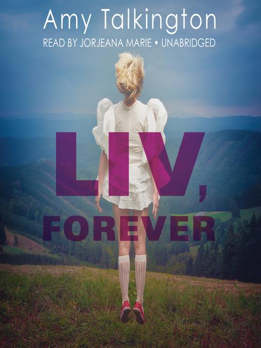 Cover image for Liv, Forever