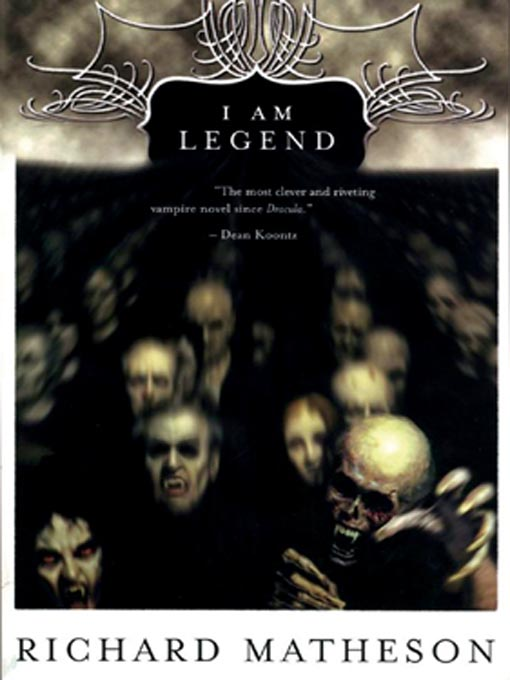 Cover of I Am Legend and Other Stories