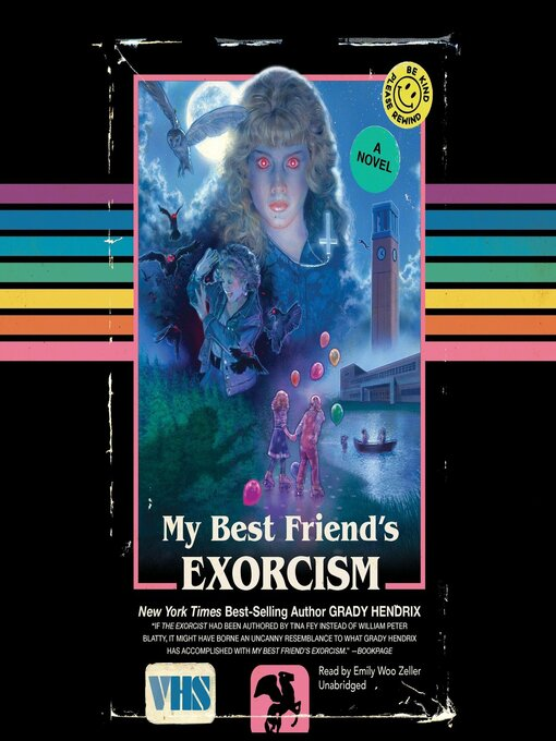 Title details for My Best Friend's Exorcism by Grady Hendrix - Wait list