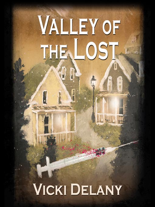 Title details for Valley of the Lost by Vicki Delany - Wait list