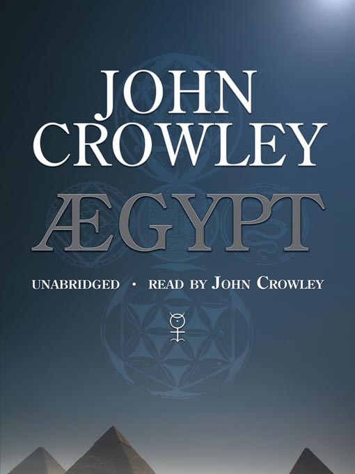 Title details for Aegypt by John Crowley - Available